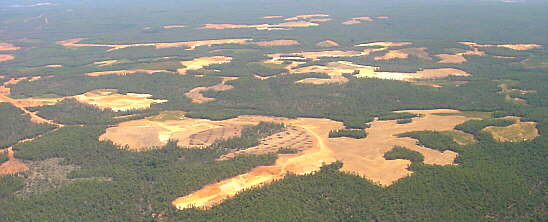 lage abbaugebiete australien